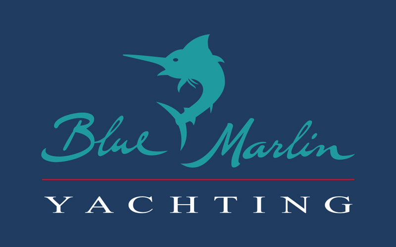 Blue Marlin Yachting Logo